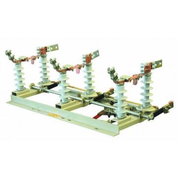 Разъединитель РЛНД 1-10IV/400 УХЛ 1 с  полимерными  изоляторами ОСК